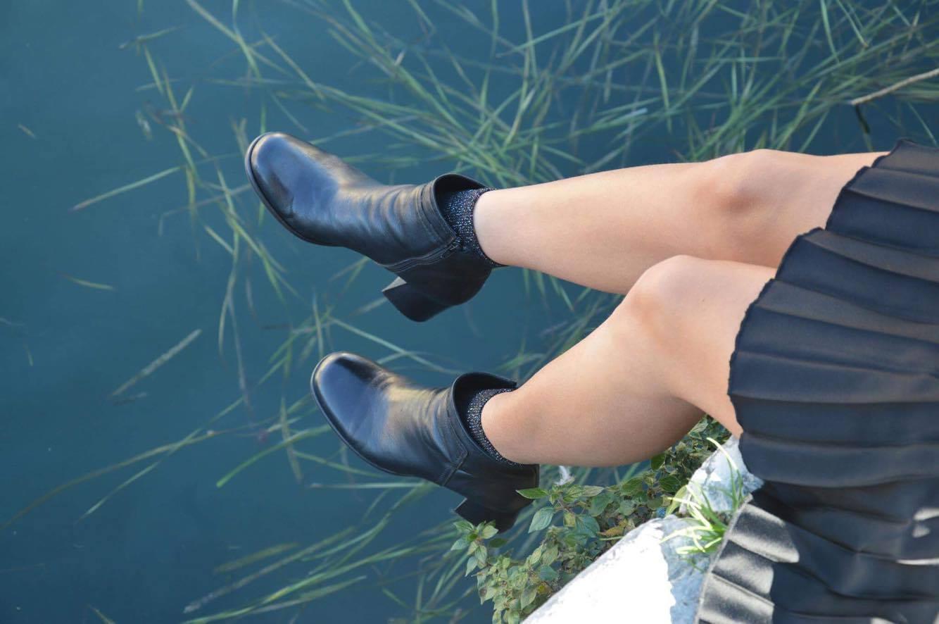 Stivaletto le Walterine - Scarpe che vanno di moda adesso