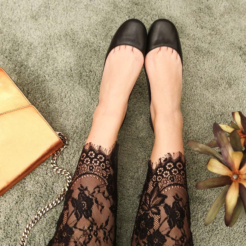 5214c4b35c Scarpe ballerine scollate: eleganti e versatili