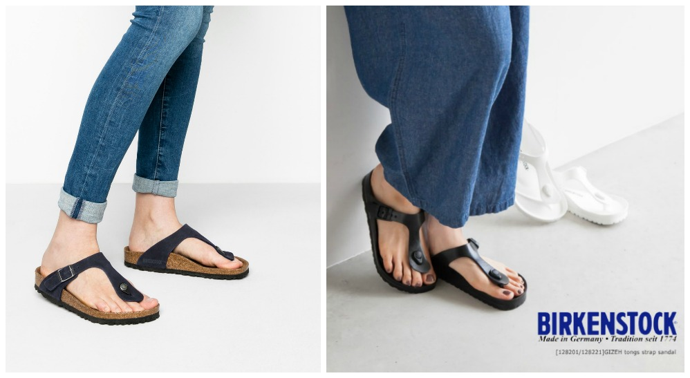 official photos 5c82a a95bb Birkenstock: sandali, infradito, pianelle. Come indossarle?