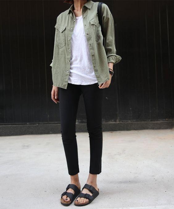 ciabatte-birkenstock-camicia-hipster