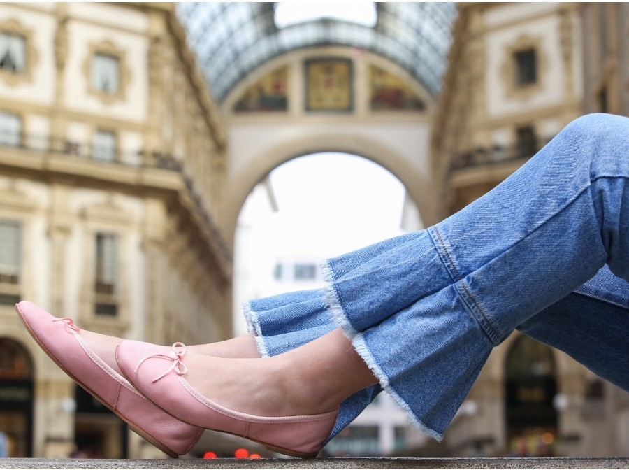 scarpa-ballerina-claudia-rosa