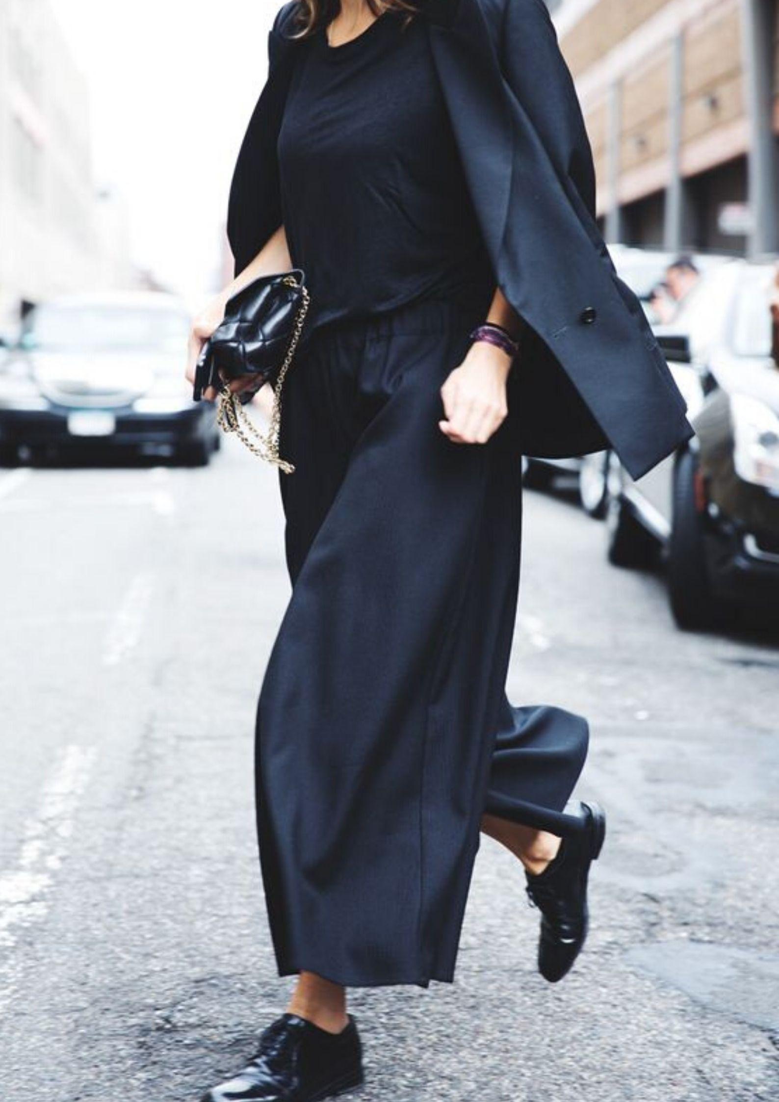 Scarpe stringate donna: la comodità in 10 outfit Walter