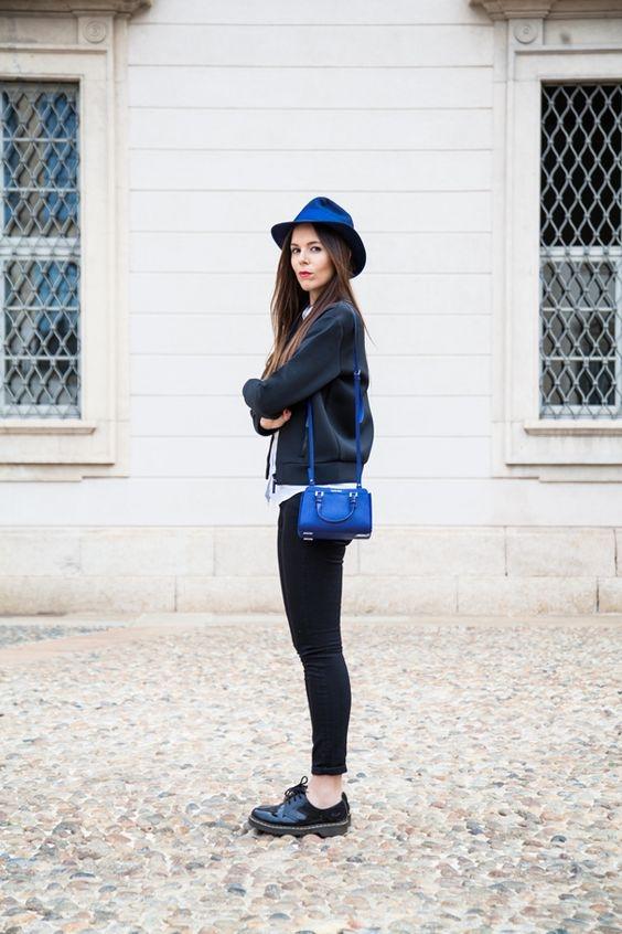 newest collection 0c04d 67de6 Scarpe stringate donna: come abbinarle? 10 outfit imperdibili!