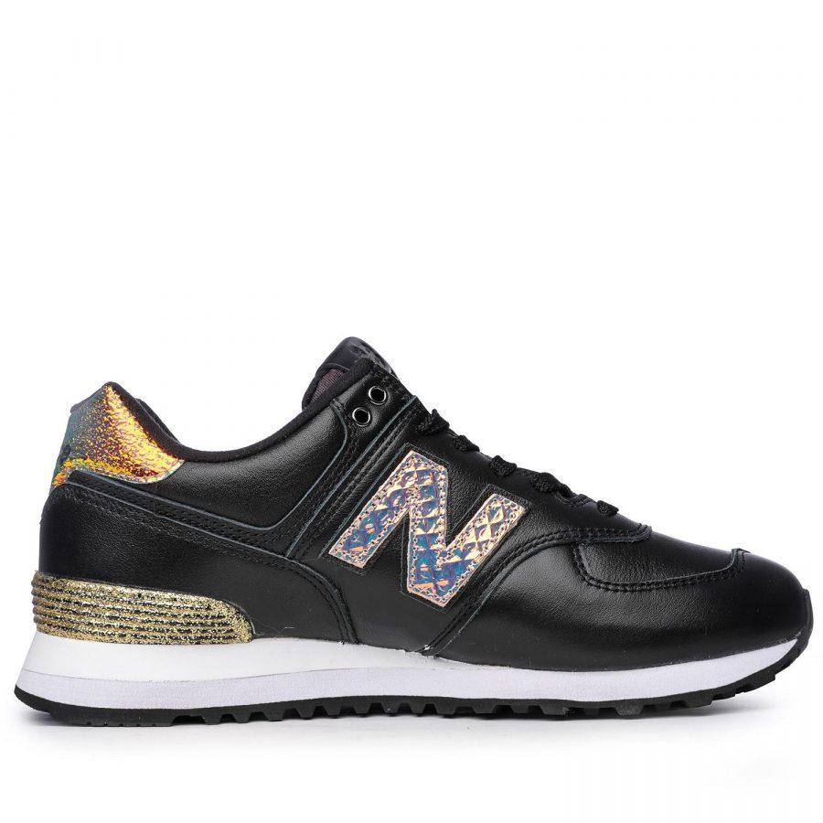 Sneaker WL574NRH Glitter Punk-0