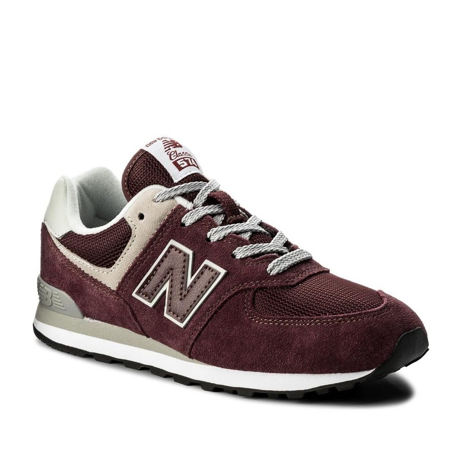 Sneaker GC574GB Suede Mesh-0