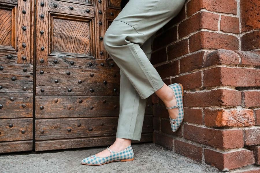 organizzare scarpe ballerina matilda